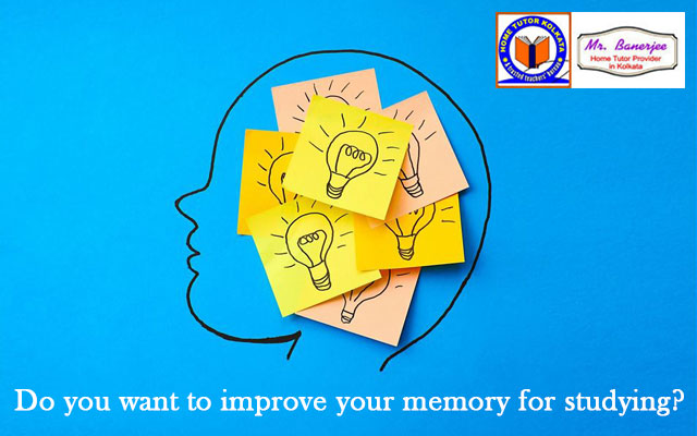 Do you want to improve your memory for studying?