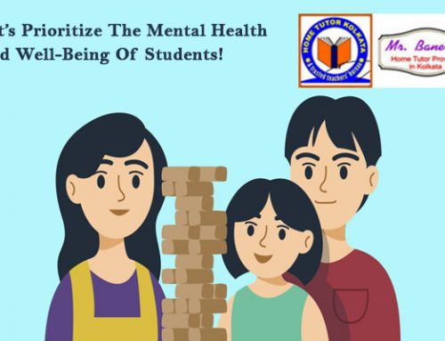 Let's Prioritize The Mental Health And Well-Being Of Students!